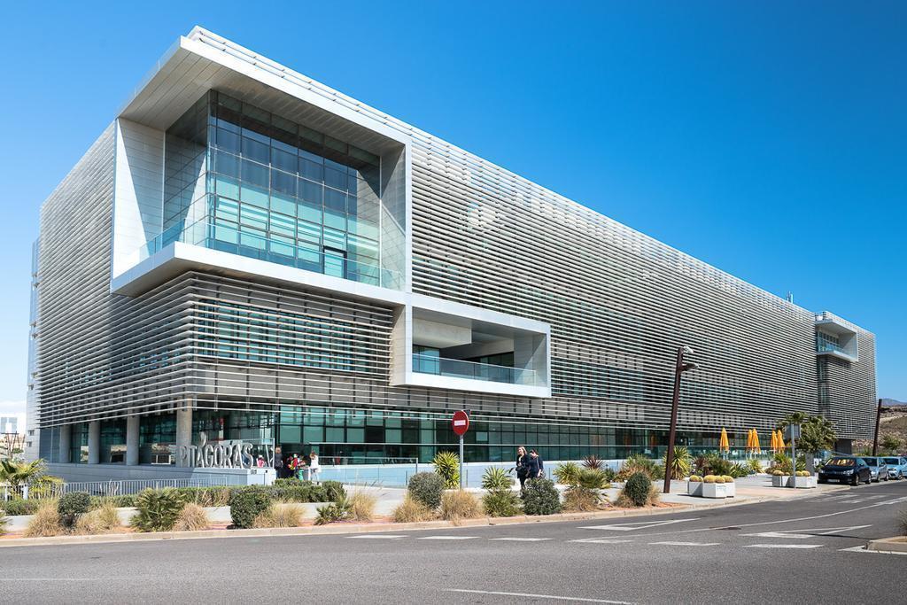 Edificio Pitágoras