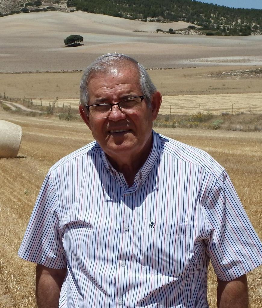 Pascual Soler, presidente de Asaja Almería