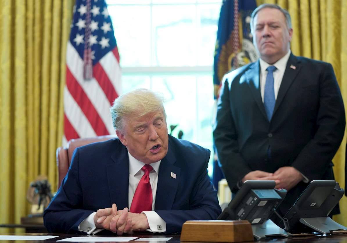 EEUU acusa directamente a Rusia de ciberataque masivo contra varias agencias